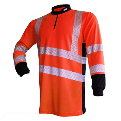 Stein X25 Ventout Hi-Viz Long Sleeve orange